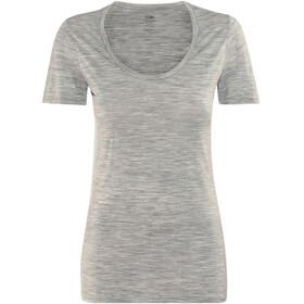 Icebreaker Spector - T-shirt manches courtes Femme - gris